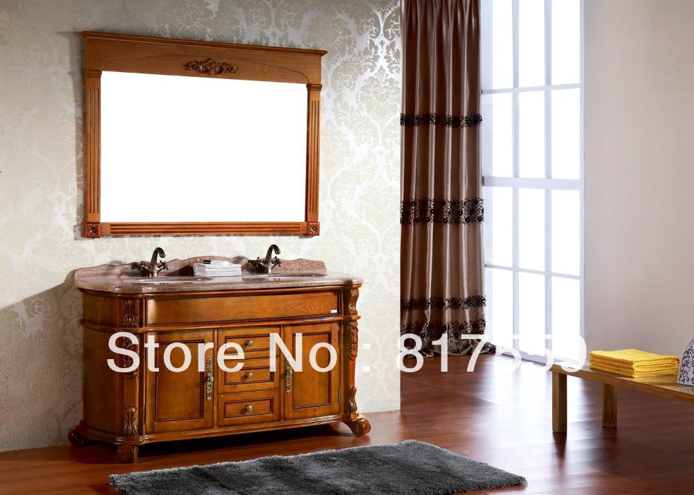 madera maciza mueble de bao