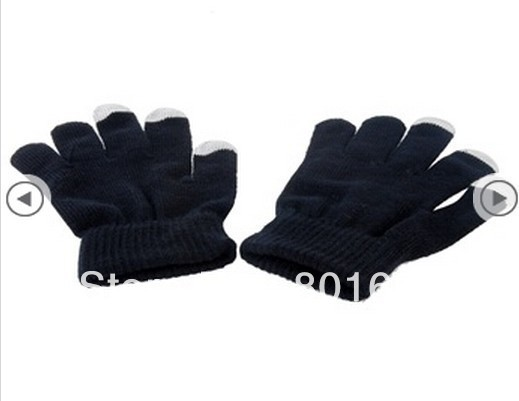 Glove Screen Gloves Winter Colorful Conductive for Tablet phone ipad iphone 5 4 mobile low price