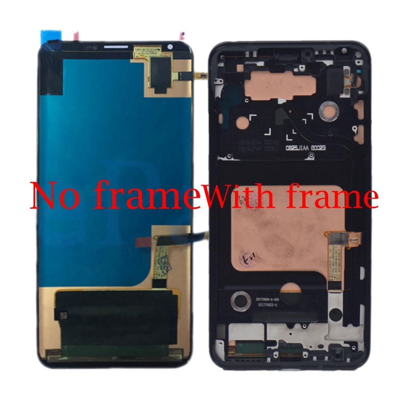 100% Tested Working For 6.0 LG V30 LCD H930 LCD Touch Screen Digitizer Assembly For LG V30 LCD VS996 LS998U H933 LS998U 2