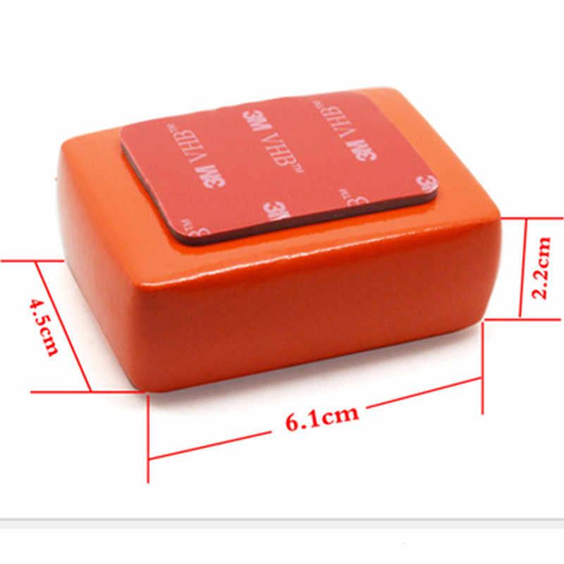 Nổi Bobber Tay Monopod cho Go Pro Floaty Backdoor Box Cho Gopro hùng 6 5 4 3 Xiaomi Yi 4 k Sjcam Phụ Kiện Action Máy Ảnh