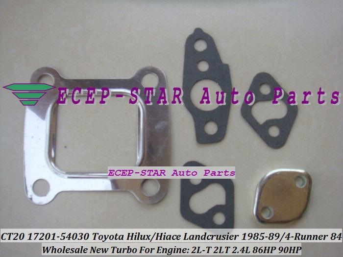 CT20 17201-54030 17201 54030 1720154030 Turbolader Für TOYOTA - Autoteile - Foto 6