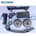 QG18 QG18DE комплект натяжителя зубчатой цепи двигателя для Nissan Sentra XE GXE 1.8L