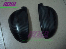 Carbon Fiber Mirror Covers for Volkswagen Golf MK5
