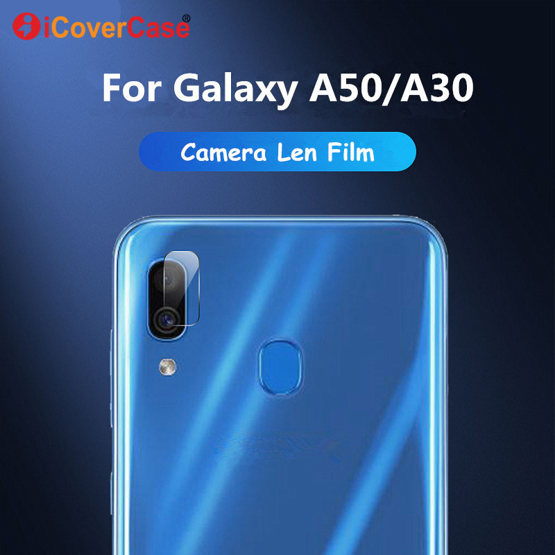 US $2 23 22% OFF|2Pcs Back Camera Tempered Glass Film For Samsung Galaxy  A30 A50 Mobile Phone Accessories Protector Lens For Galaxy A 30 A 50-in