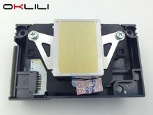 Оригинальный новый f173050 печатающая головка печатающая головка для epson 1390 f173030 1400 1410 1430 R260 R265 R270 R360 R380 R390 RX580 RX590