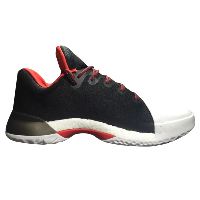 huge discount 3921f ccec1 ... 50% off adidas harden vol.1 mens basketball shoes white black shock  absorbing non