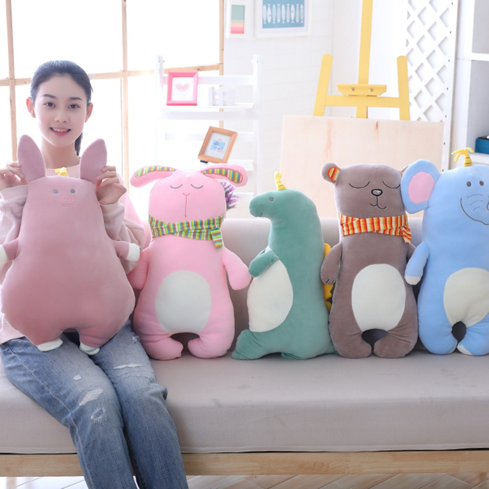 55 cm Bed Plush Toy Stuffed Animal Toy as Cushion & Pillow Gift for Children & Friend Wholesale Drop Shipping