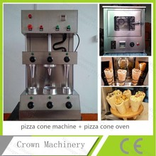 Free Shipping by DHL/TNT/UPS Commercial Stainless Steel Electric Pizza Cone Mould Machine+pizza cone roaster