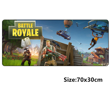 70*30cm large gaming mouse pad for fortnite L XL game mousepads for Fortnite for i pad pc gamer mat Computer game accessories