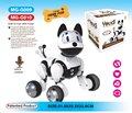 2015 Интеллектуальные Электрические Собака Голосовой Команды Собака Кукольный Пение Ходьбе Собака Игрушки Умные Собаки Для Детей Подарки С Оригинальной Коробке
