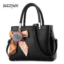 2017 High Quality Leather Women Bag Ladies Cross Body messenger Shoulder Bags Woman Handbags Female Famous