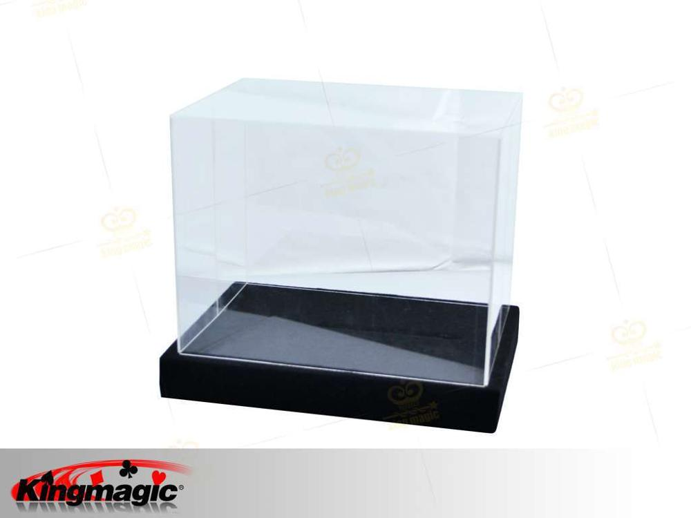 Glass Breaking Tray Remote Control Explosion Coasters King Magic Props Magia Tricks send BY DHL
