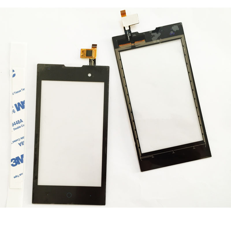 For Fly IQ4418 era style 4 IQ 4418 Touch Panel Lens Touch Screen Digitizer Sensor Front Glass High Quality