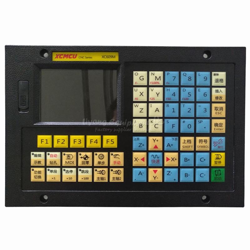 CNC XC609M singolo 1 2 3 4 5 6 assi linkage CNC sistema di Vari applicazione della macchina super funzione parte strumenti