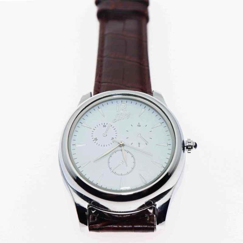 שעונים מציתים גברים USB נטענת קוורץ שעוני יד מצית דיגיטלי שעון עור להקת זכר מתנה JH338 1pcs