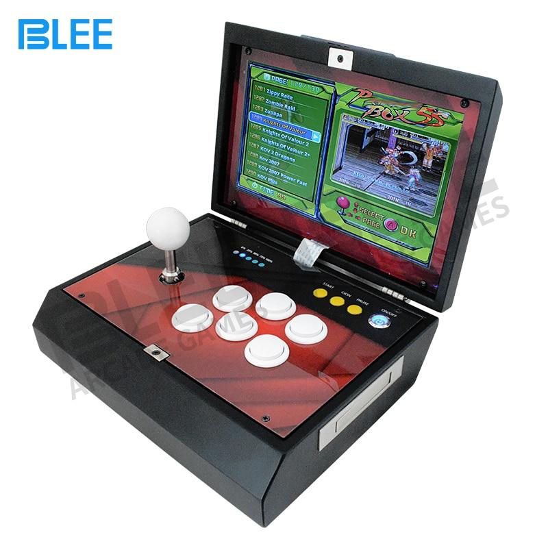 """10.1 """" Inch 2448 in 1 Box 9D Mini Arcade Console with 3D Games Zero Delay Joystick Buttons PCB Board Retro Video Game Machine"""
