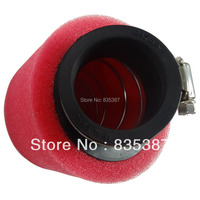 Mouse Over Image To Zoom 45mm Red FOAM AIR FILTER CARB XR50 CRF50 XR CRF 50