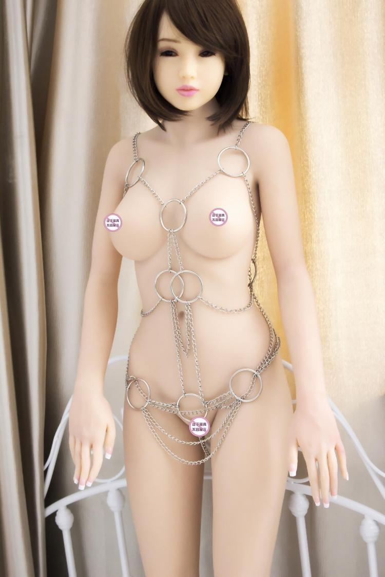 Metal Bondage Apparel For Women Sm Slave Sexy Chain Teddy Fetish Wear Sexual Game Wear Sex Toys Sex Products Porn For Adults-In Adult Games From -5811