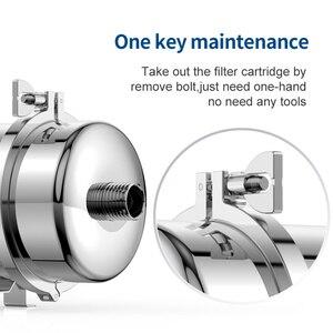 Image 3 - Wheelton PVDF UF Водоочиститель весь дом ультрафильтрация фильтр для воды 0,01 мкм фильтры 3500л/ч SUS304 питьевая вода (база на municip
