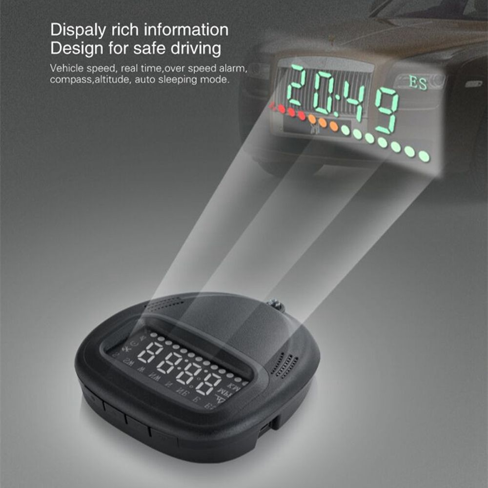For Sale Suitable for All Car Electronic Windshield
