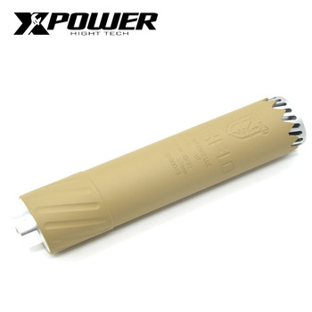 XPOWER Paintball Equipment Silencer Airsoft Accessories AEG Paintball