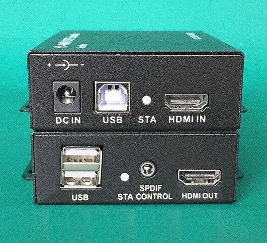 Computer & Büro Logisch Kvm Extender Utp Hdmi Wireless Usb Tastatur Maus Power Auf/off 100 M 200 M Durch Rj45 Cat5/ 5e/6 Ajustable Hd 1080 P üBerlegene Leistung Kvm-switches