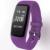 S1 Inteligente Faixa de relógio À Prova D' Água Rastreador De Fitness monitor de Freqüência Cardíaca Esportes Pulseira smartband Para IOS Android PK ID107 ID101