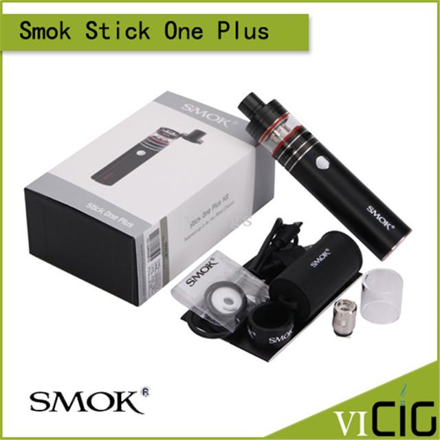 100% original smok stick uno más kit con 3.5 ml micro tfv4 plus tanque y 2000 mah ego nube más batería