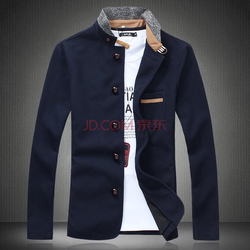 Plus Size M 5xl 6xl 7xl 8xl bust 146cm Men jacket 2017 Spring New Autumn Fashion
