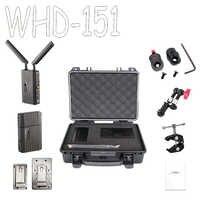 SEETEC WHD151 HDMI/SDI 150 m/500ft 5 GHz système de Transmission sans fil 3G 1080 P HD émetteur et récepteur de diffusion vidéo TV
