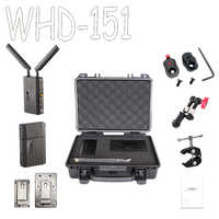 SEETEC WHD151 HDMI/SDI 150m/500ft 5GHz Wireless Transmission System 3G 1080P HD Video TV Broadcast Transmitter and Receiver