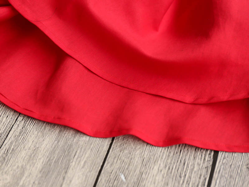HTB10q 4RXXXXXaGXFXXq6xXFXXXf - Hurave Summer 2017 New Cute Style Fashion Sleeveless Girls Bow Dress Girl Clothing For Children Cute Dresses Vestidos