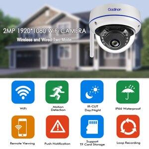 Image 2 - Gadinan caméra dextérieur Wifi IP