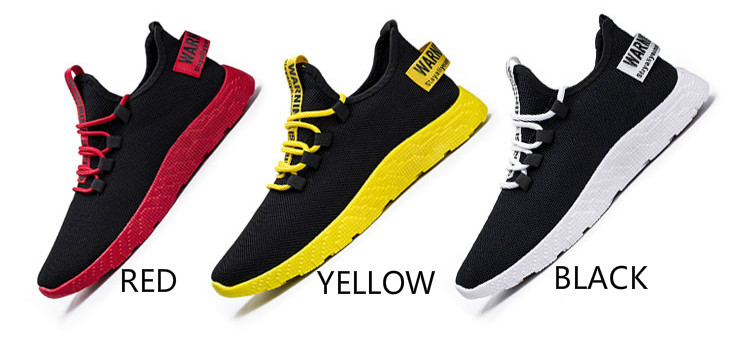 HTB10qa2awFY.1VjSZFqq6ydbXXa0 Men Sneakers 2019 New Breathable Lace Up Men Mesh Shoes Fashion Casual No-slip Men Vulcanize Shoes  Tenis Masculino