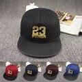 2016 Мода Новый Дизайн Gorras Бренд Snapback Шляпа Мужчины Женщины Спорт шляпы Хип-Хоп Кепка 23 Иордания Бейсболки Casquette Gorras Кости