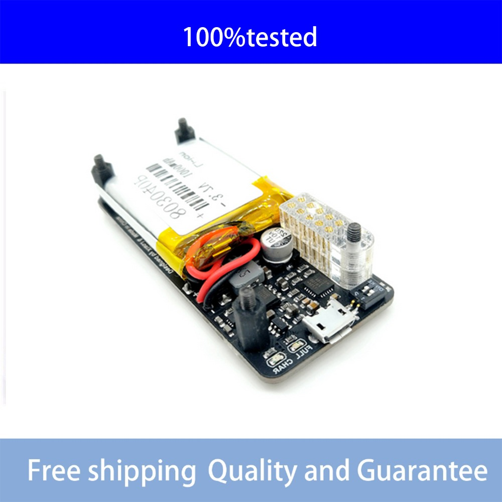 Raspberry Pi Zero UPS power board, integrated serial port, power detectionRaspberry Pi Zero UPS power board, integrated serial port, power detection