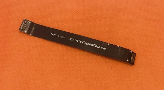 Kullanılan Orijinal USB şarj aleti Kurulu Anakart FPC için UMIDIGI Bir Pro Helio P23 Octa Çekirdek Ücretsiz kargo