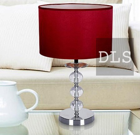 FREE SHIPPING Table Lamps Modern red new anniversary present living room lighting ideas tunable optical crystal сарафаны trg new ideas for life сарафан