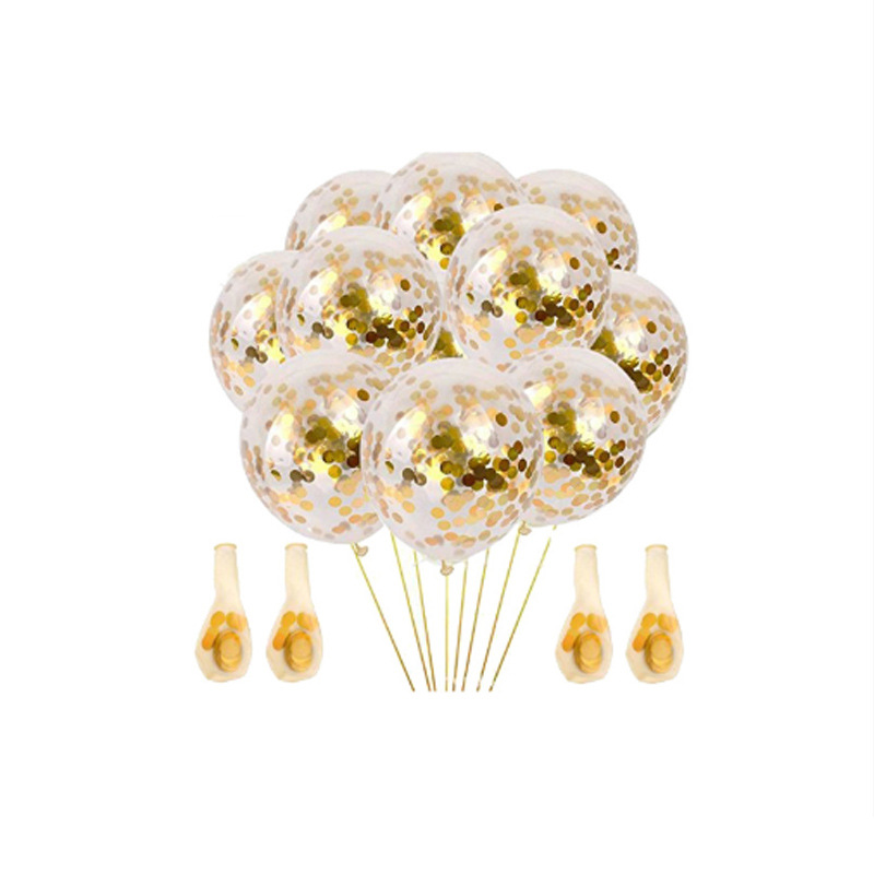 Happy Birthday Party Decoration Foil Ball0ons Banners Paper Flowers Tassels Streamers PD 23 in Party DIY Decorations from Home Garden