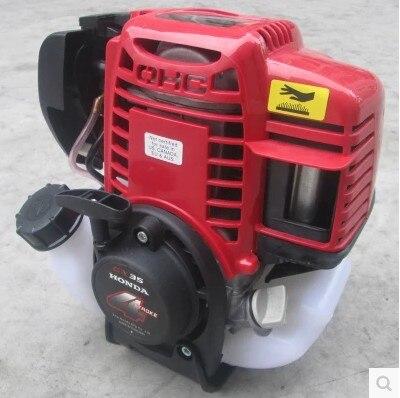 GX35 бензиновый стриммер, триммер для травы, щетка/куст, резак, Виппер, дробилка, многополюсная цепная пила, триммер6 в 1 - 2