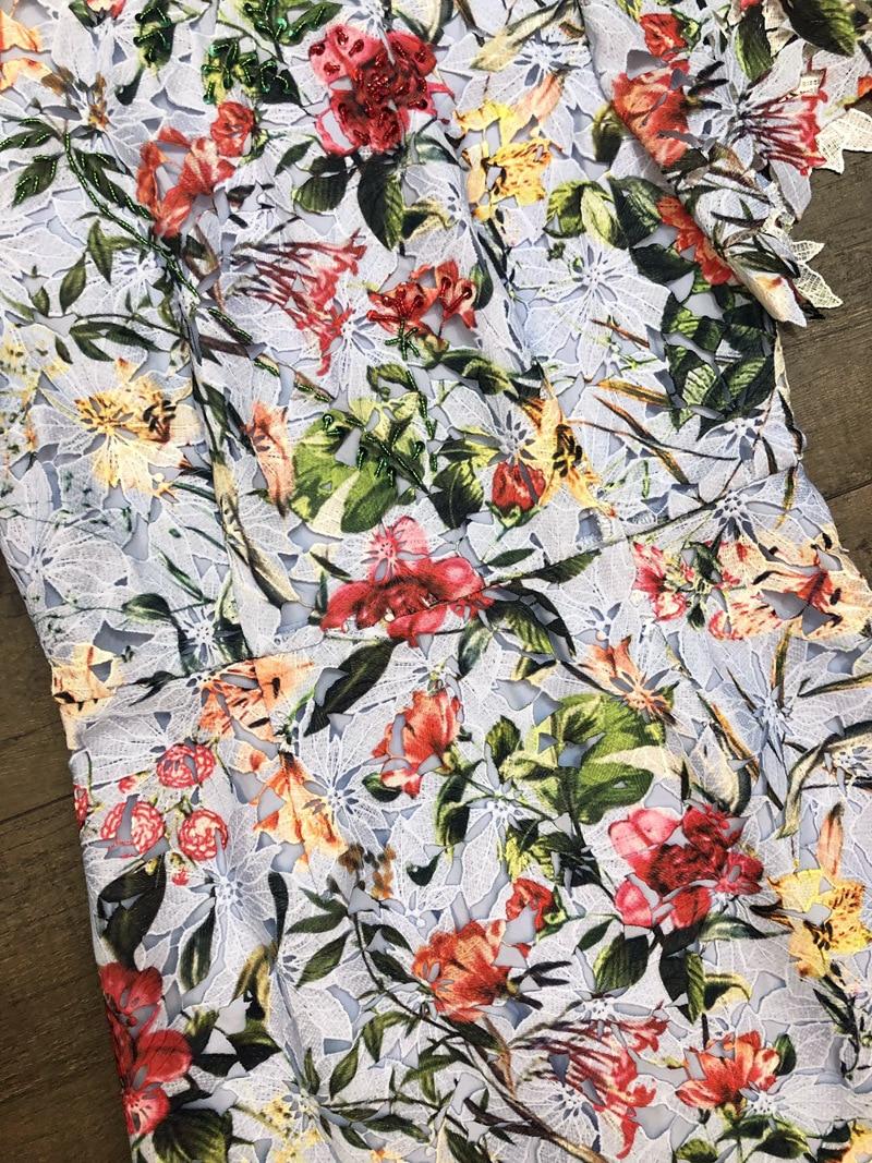 Diseño Primavera La Bh031129 Calidad Europeo Estilo Las Alta Mujeres Fiesta Moda Nuevo De 2019 Vestido Lujo x11YS8wqP