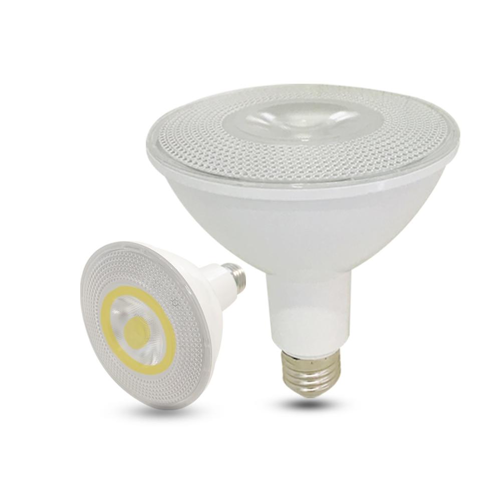 E27 Led COB Par38 Par30 Par20 Spotlight 85-265V 10w 18w 30w E27 Par 20 30 38 LED Lighting Spot Lamp Light CE&ROHS