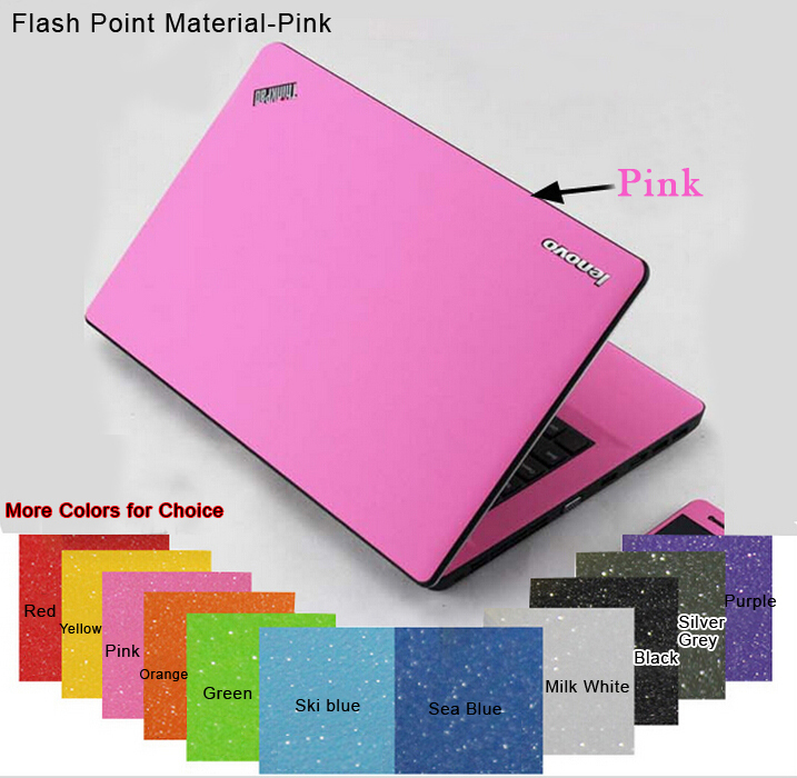 Top Sale Pure Color Laptop Sticker Waterproof