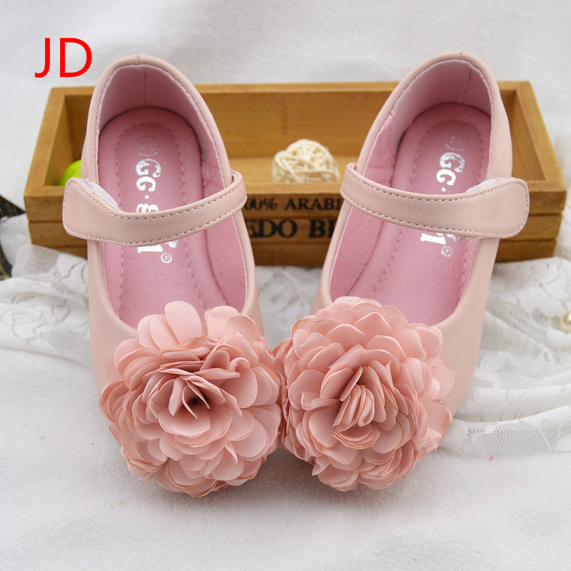 In The Spring of The New Brand Princess Girls Shoes Shoes Fashion Bud Children Shoes