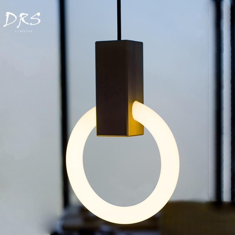 Scandinavian Restaurant Chandelier Lighting Modern for Home Suspension Industrielle Hanging Lamp Nordic Design Light Fixture Pendant Lights     - title=