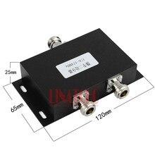 Séparateur de puissance de Micro bande RF vhf 150MHz 2 voies 136 174MHz séparateur de répéteur de radio vhf bidirectionnelle