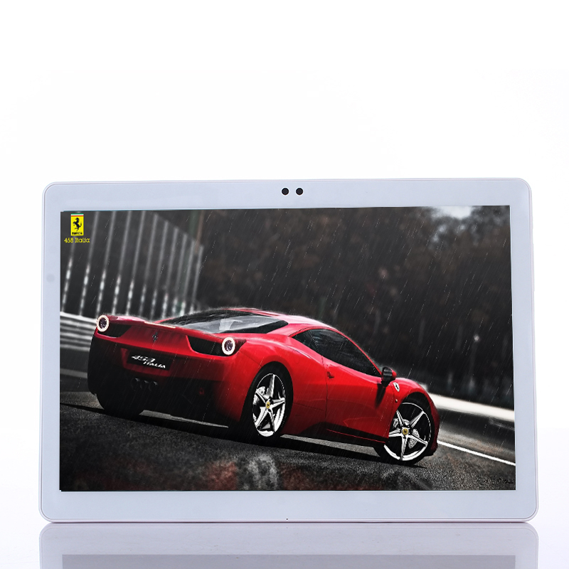 2018 new 10.1-inch Android 7.0 tablet Octa Core 32GB 64GB ROM 3G mobile phone call tablet dual SIM card Google WIFI GPS tablet цена