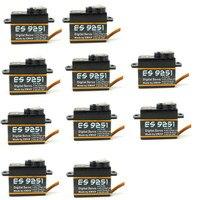 10PCS Emax ES9251 2.5g Plastic Micro Digital Servo For RC Model EPP 3D F3P Airplane Drone
