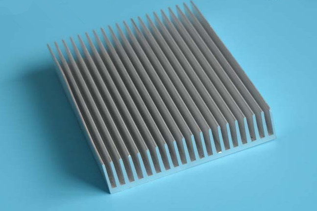 Fast Free Ship Dense tooth heat sink Power amplifier radiator 155*40*150mm length heat sink cooling fin 6063 aluminum heatsink