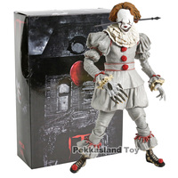 NECA Stephen King's IT 2017 Pennywise (Well House) 18cm PVC Action Figure Collectible Model Toy